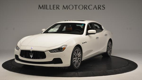 Used 2016 Maserati Ghibli S Q4 for sale Sold at Pagani of Greenwich in Greenwich CT 06830 2