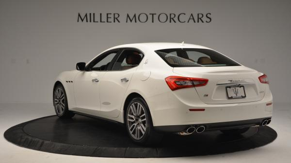 Used 2016 Maserati Ghibli S Q4 for sale Sold at Pagani of Greenwich in Greenwich CT 06830 6