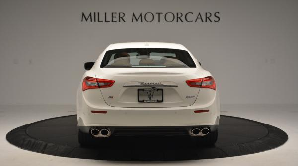 Used 2016 Maserati Ghibli S Q4 for sale Sold at Pagani of Greenwich in Greenwich CT 06830 7