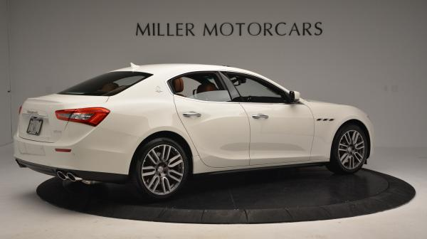 Used 2016 Maserati Ghibli S Q4 for sale Sold at Pagani of Greenwich in Greenwich CT 06830 9