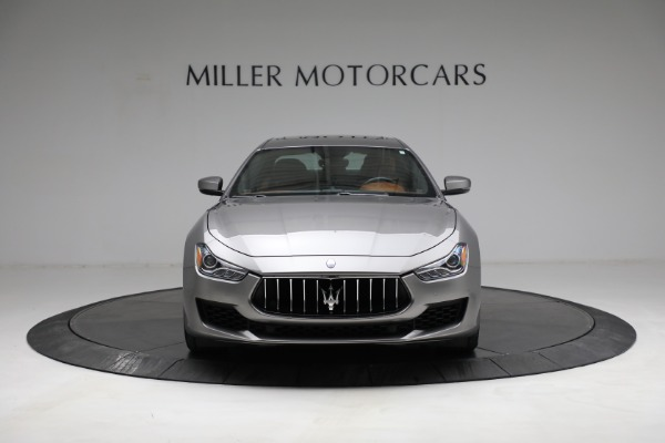 New 2018 Maserati Ghibli S Q4 for sale Sold at Pagani of Greenwich in Greenwich CT 06830 12