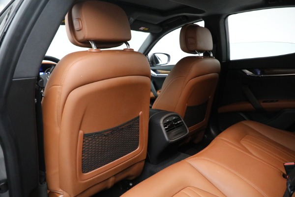 New 2018 Maserati Ghibli S Q4 for sale Sold at Pagani of Greenwich in Greenwich CT 06830 16