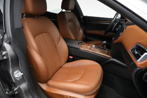 New 2018 Maserati Ghibli S Q4 for sale Sold at Pagani of Greenwich in Greenwich CT 06830 21