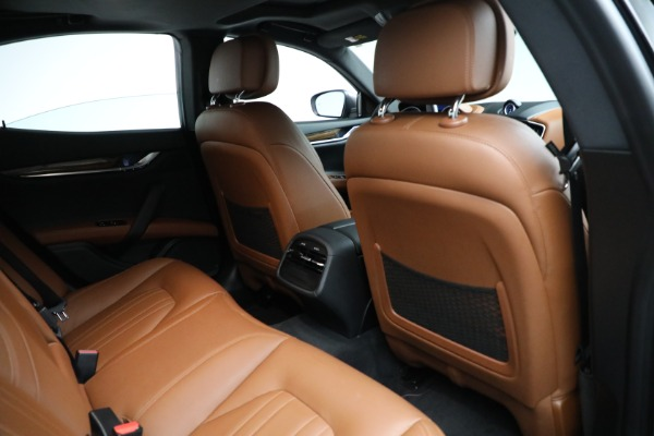 Used 2018 Maserati Ghibli S Q4 for sale Sold at Pagani of Greenwich in Greenwich CT 06830 22