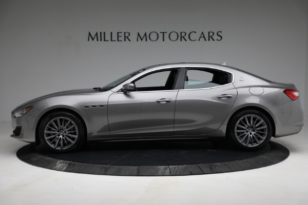 Used 2018 Maserati Ghibli S Q4 for sale Sold at Pagani of Greenwich in Greenwich CT 06830 3