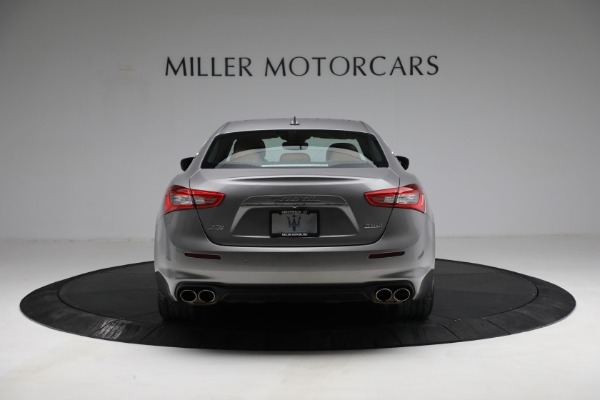 Used 2018 Maserati Ghibli S Q4 for sale Sold at Pagani of Greenwich in Greenwich CT 06830 6