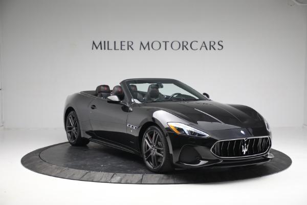 New 2018 Maserati GranTurismo Sport Convertible for sale Sold at Pagani of Greenwich in Greenwich CT 06830 11