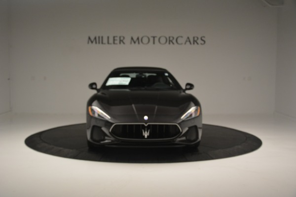 New 2018 Maserati GranTurismo Sport Convertible for sale Sold at Pagani of Greenwich in Greenwich CT 06830 14