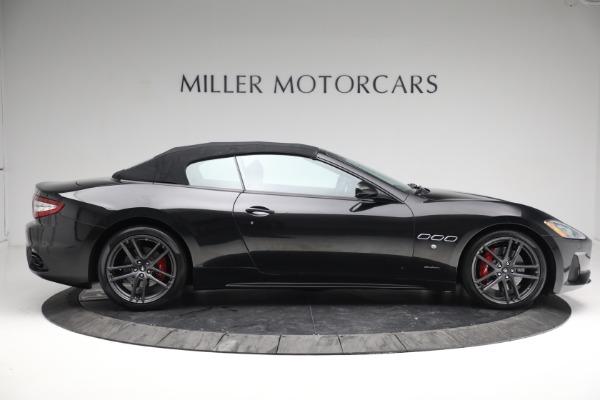 New 2018 Maserati GranTurismo Sport Convertible for sale Sold at Pagani of Greenwich in Greenwich CT 06830 21