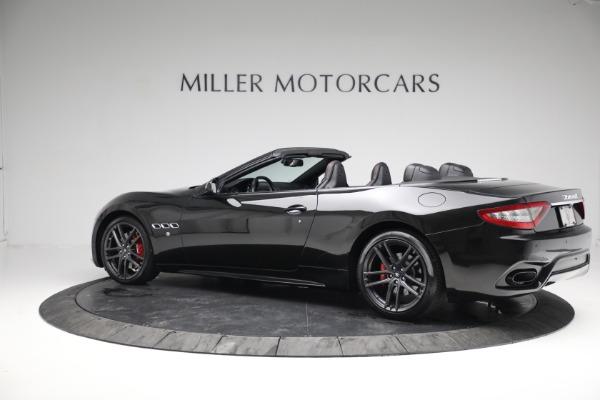 New 2018 Maserati GranTurismo Sport Convertible for sale Sold at Pagani of Greenwich in Greenwich CT 06830 4