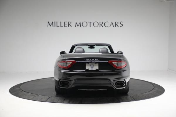 New 2018 Maserati GranTurismo Sport Convertible for sale Sold at Pagani of Greenwich in Greenwich CT 06830 6