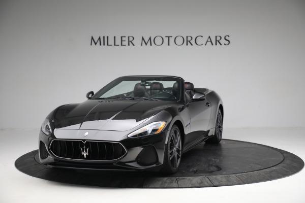 New 2018 Maserati GranTurismo Sport Convertible for sale Sold at Pagani of Greenwich in Greenwich CT 06830 1