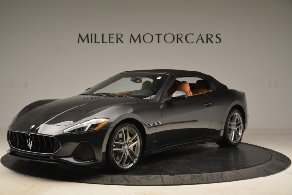 Used 2018 Maserati GranTurismo Sport Convertible for sale Sold at Pagani of Greenwich in Greenwich CT 06830 12
