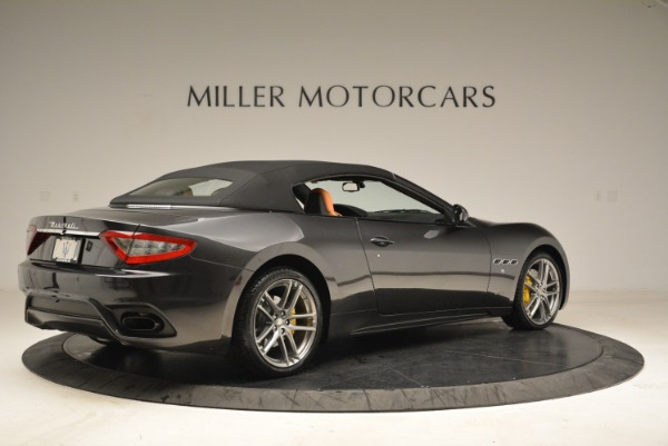 Used 2018 Maserati GranTurismo Sport Convertible for sale Sold at Pagani of Greenwich in Greenwich CT 06830 18