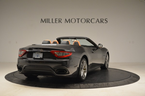 Used 2018 Maserati GranTurismo Sport Convertible for sale Sold at Pagani of Greenwich in Greenwich CT 06830 6