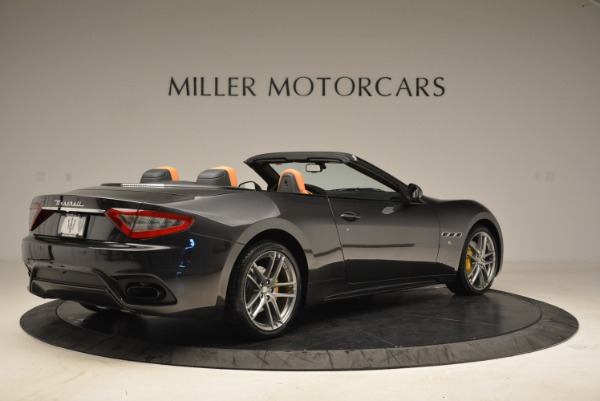 Used 2018 Maserati GranTurismo Sport Convertible for sale Sold at Pagani of Greenwich in Greenwich CT 06830 7