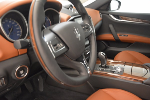 New 2018 Maserati Ghibli S Q4 GranLusso for sale Sold at Pagani of Greenwich in Greenwich CT 06830 16