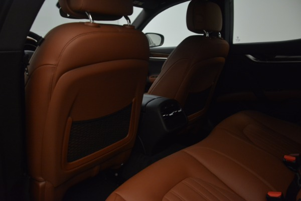New 2018 Maserati Ghibli S Q4 GranLusso for sale Sold at Pagani of Greenwich in Greenwich CT 06830 20