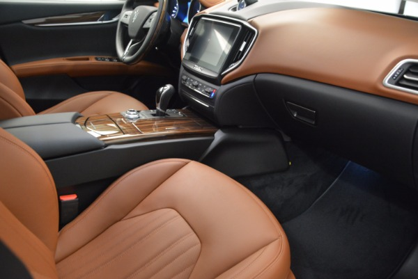 New 2018 Maserati Ghibli S Q4 GranLusso for sale Sold at Pagani of Greenwich in Greenwich CT 06830 21