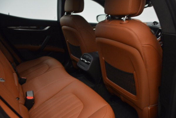 New 2018 Maserati Ghibli S Q4 GranLusso for sale Sold at Pagani of Greenwich in Greenwich CT 06830 24