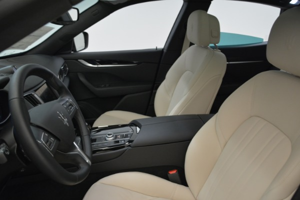 New 2017 Maserati Levante Q4 for sale Sold at Pagani of Greenwich in Greenwich CT 06830 13