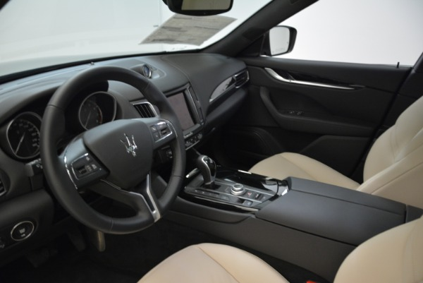 New 2017 Maserati Levante Q4 for sale Sold at Pagani of Greenwich in Greenwich CT 06830 14