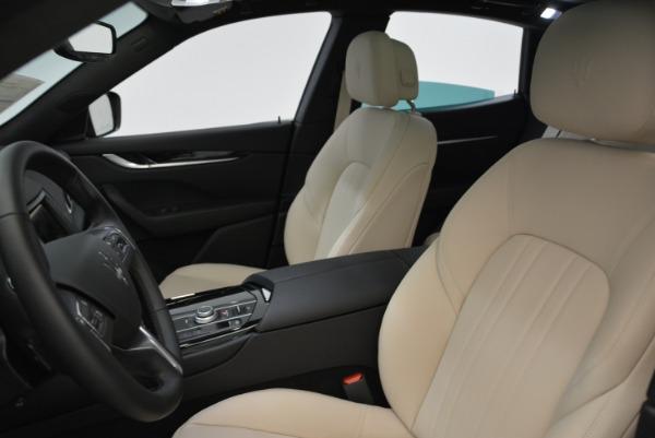 New 2017 Maserati Levante Q4 for sale Sold at Pagani of Greenwich in Greenwich CT 06830 15