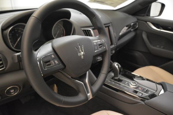 New 2017 Maserati Levante Q4 for sale Sold at Pagani of Greenwich in Greenwich CT 06830 16
