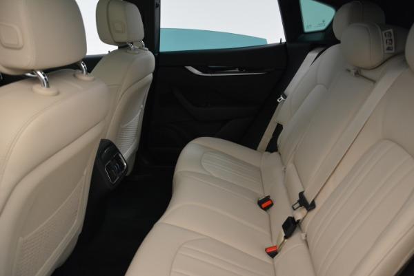 New 2017 Maserati Levante Q4 for sale Sold at Pagani of Greenwich in Greenwich CT 06830 18