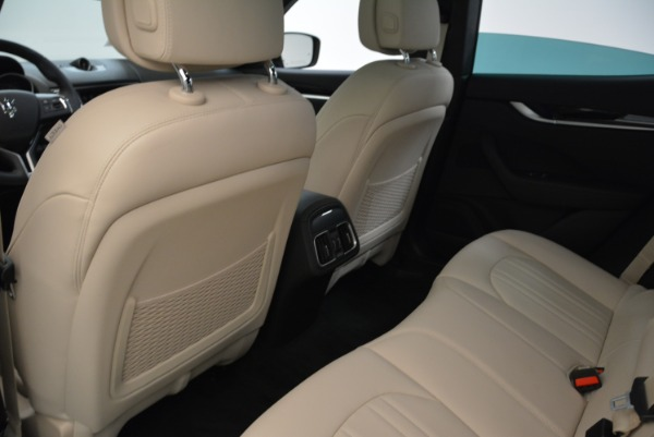 New 2017 Maserati Levante Q4 for sale Sold at Pagani of Greenwich in Greenwich CT 06830 19