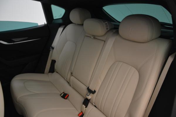 New 2017 Maserati Levante Q4 for sale Sold at Pagani of Greenwich in Greenwich CT 06830 20