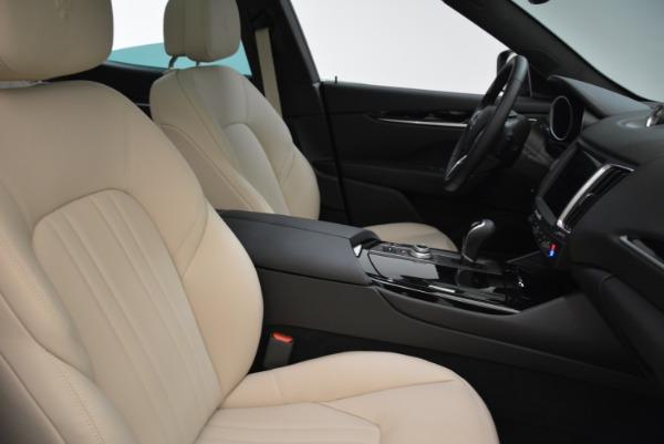 New 2017 Maserati Levante Q4 for sale Sold at Pagani of Greenwich in Greenwich CT 06830 21