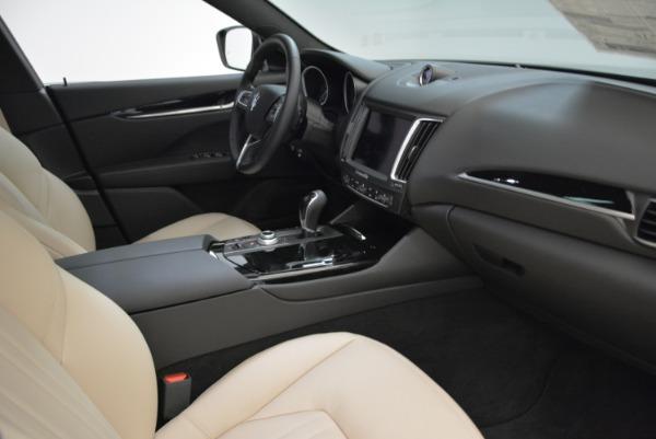New 2017 Maserati Levante Q4 for sale Sold at Pagani of Greenwich in Greenwich CT 06830 22