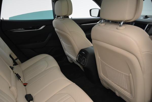 New 2017 Maserati Levante Q4 for sale Sold at Pagani of Greenwich in Greenwich CT 06830 25