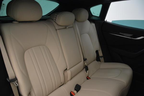New 2017 Maserati Levante Q4 for sale Sold at Pagani of Greenwich in Greenwich CT 06830 26