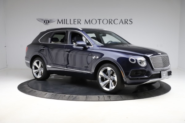 New 2018 Bentley Bentayga Signature for sale Sold at Pagani of Greenwich in Greenwich CT 06830 12