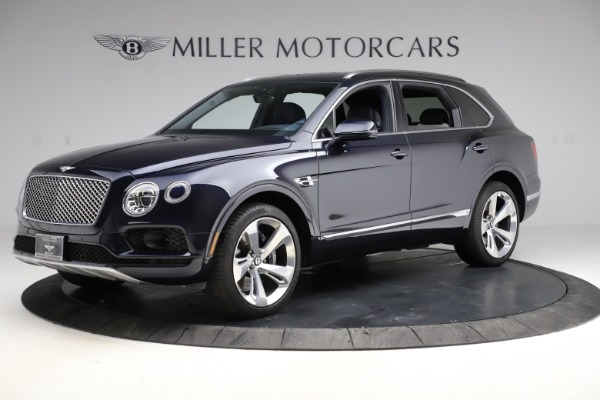 Used 2018 Bentley Bentayga W12 Signature for sale $154,900 at Pagani of Greenwich in Greenwich CT 06830 3