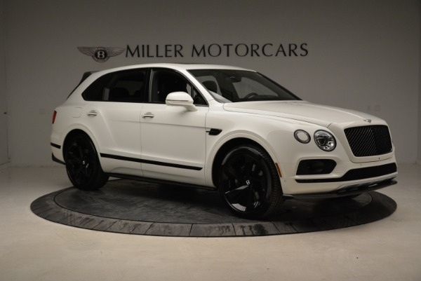 New 2018 Bentley Bentayga Black Edition for sale Sold at Pagani of Greenwich in Greenwich CT 06830 10