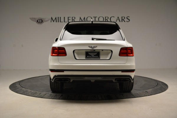New 2018 Bentley Bentayga Black Edition for sale Sold at Pagani of Greenwich in Greenwich CT 06830 6