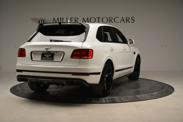 New 2018 Bentley Bentayga Black Edition for sale Sold at Pagani of Greenwich in Greenwich CT 06830 7