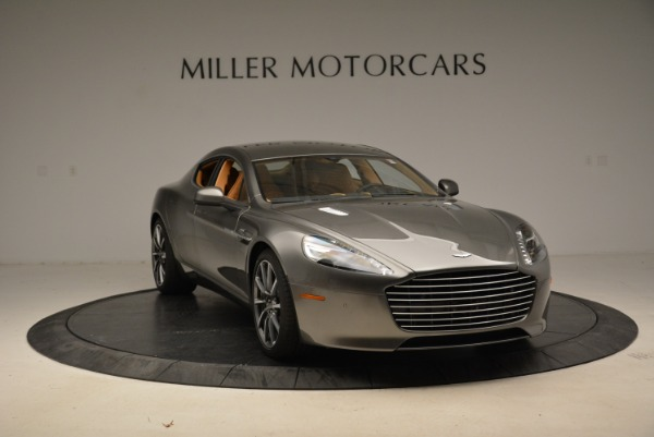 Used 2017 Aston Martin Rapide S Sedan for sale Sold at Pagani of Greenwich in Greenwich CT 06830 11