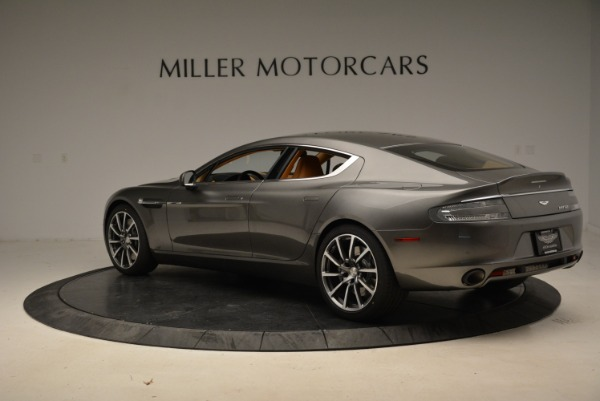 Used 2017 Aston Martin Rapide S Sedan for sale Sold at Pagani of Greenwich in Greenwich CT 06830 4