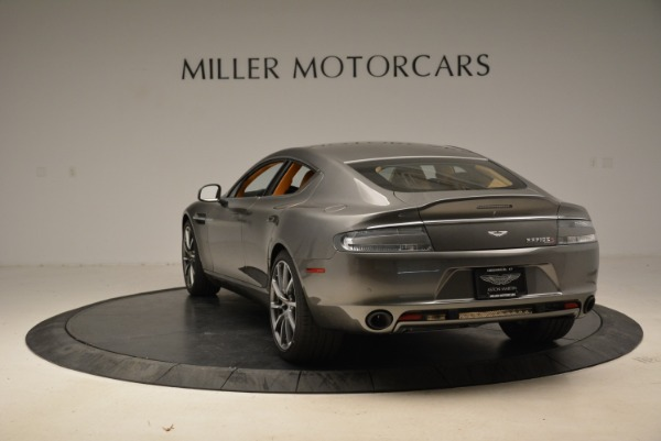 Used 2017 Aston Martin Rapide S Sedan for sale Sold at Pagani of Greenwich in Greenwich CT 06830 5