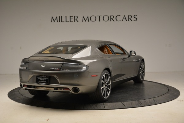 Used 2017 Aston Martin Rapide S Sedan for sale Sold at Pagani of Greenwich in Greenwich CT 06830 7