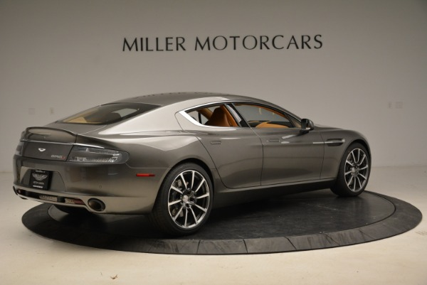 Used 2017 Aston Martin Rapide S Sedan for sale Sold at Pagani of Greenwich in Greenwich CT 06830 8