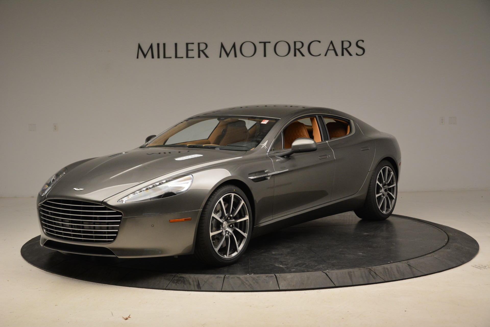 Used 2017 Aston Martin Rapide S Sedan for sale Sold at Pagani of Greenwich in Greenwich CT 06830 1