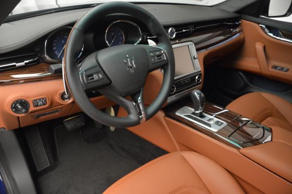 New 2016 Maserati Quattroporte S Q4 for sale Sold at Pagani of Greenwich in Greenwich CT 06830 14