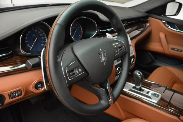 New 2016 Maserati Quattroporte S Q4 for sale Sold at Pagani of Greenwich in Greenwich CT 06830 17