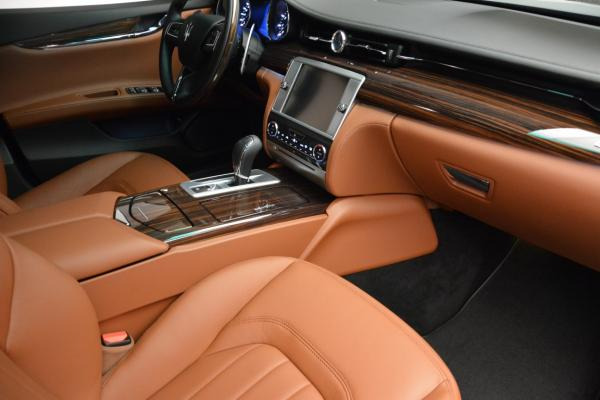 New 2016 Maserati Quattroporte S Q4 for sale Sold at Pagani of Greenwich in Greenwich CT 06830 20