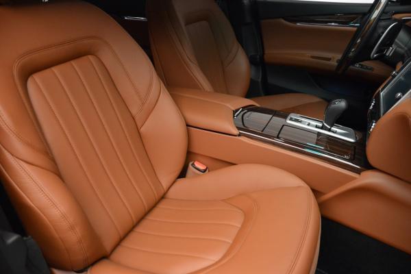 New 2016 Maserati Quattroporte S Q4 for sale Sold at Pagani of Greenwich in Greenwich CT 06830 22